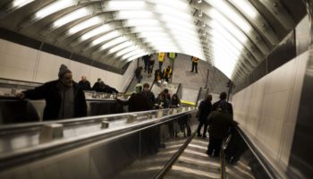 Why You're Using The Escalator Wrong