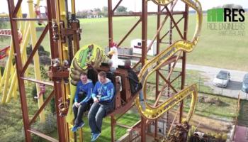 Bizarre And Borderline Upsetting Roller Coasters Around The World