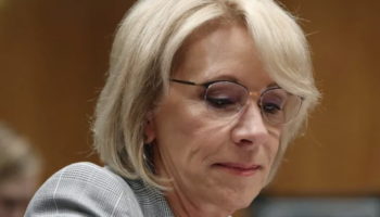 Betsy DeVos Could Face Jail For Collecting Student Loans On A Now-Defunct School