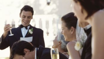 Can You Make A Living Writing Other People's Wedding Speeches?