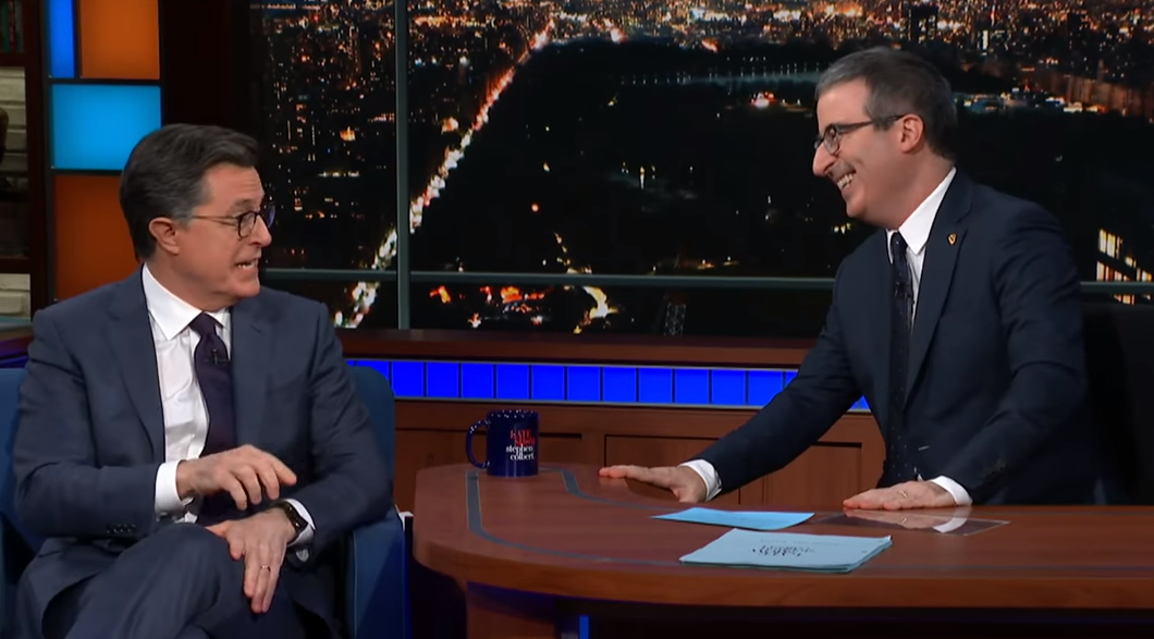 Stephen Colbert Has Amazingly Touching Answer To Which Friendship Has Impacted Him The Most In His Life - Digg