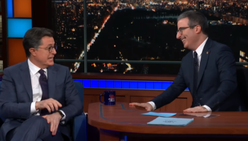 Stephen Colbert Has Amazingly Touching Answer To Which Friendship Has Impacted Him The Most In His Life