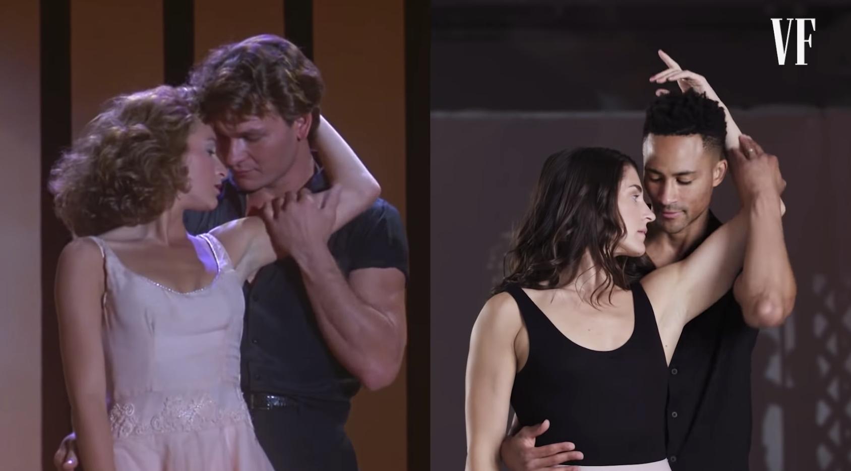 Choreographers Break Down The Final Dance Scene From 'Dirty Dancing' - Digg