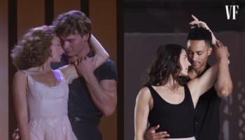 Choreographers Break Down The Final Dance Scene From 'Dirty Dancing'