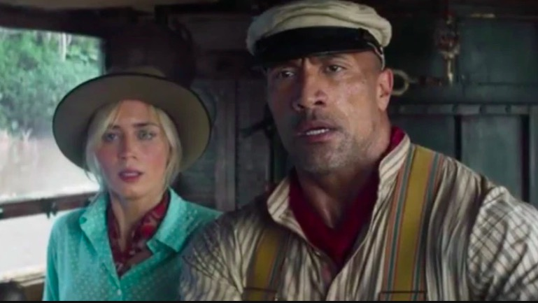 The Rock And Emily Blunt Go On A Wild Ride In 'Jungle Cruise' Trailer - Digg