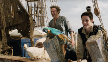 Robert Downey Jr Talks To Animals And Travels To A Mystical Island In The New 'Doolittle' Trailer