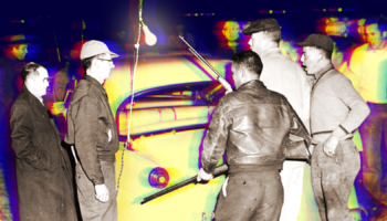 The Day The Native Americans Drove The KKK Out Of Town