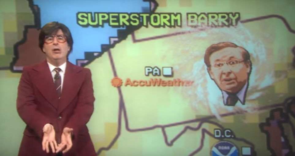 John Oliver Dives Into Why Our Weather Forecasting System May Be In Jeopardy - Digg