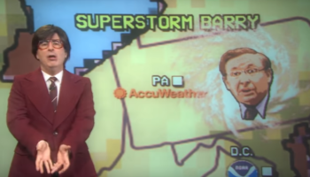 John Oliver Dives Into Why Our Weather Forecasting System May Be In Jeopardy