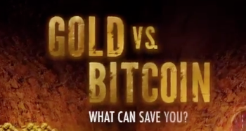 Gold v. Bitcoin Week Is Here!