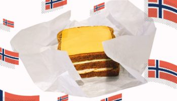How To Pack A Norwegian Sandwich, The World's Most Boring Lunch