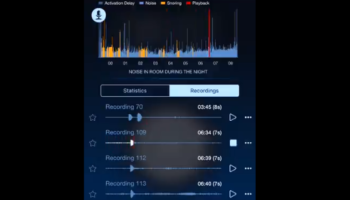 Man Tries A Sleep Recorder App, Ends Up With Sounds He Wasn't Exactly Bargaining For