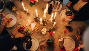 Millennials Have Dinner Parties, They Just Don't Call Them That