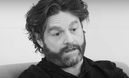 Zach Galifianakis Will Never Forget What Tina Fey Did To Him After A Skit He Wrote Bombed On 'Saturday Night Live' - Digg