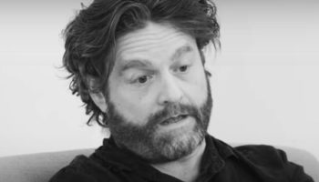 Zach Galifianakis Will Never Forget What Tina Fey Did To Him After A Skit He Wrote Bombed On 'Saturday Night Live'