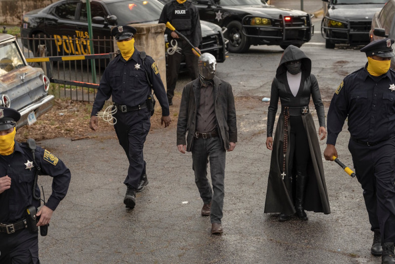 Is HBO's 'Watchmen' Any Good? Here's What The Reviews Say