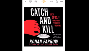Ronan Farrow's New Book 'Catch And Kill' Is Important Journalism. His Choice To Do Voices For The Audio Book Is… Weird