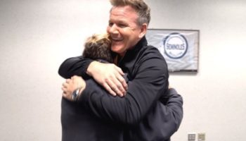 Gordon Ramsay Surprises Young Fan Battling Cancer In A Heartwarming Moment Caught On Tape
