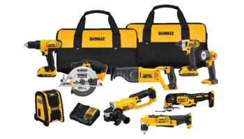 Digg Deals: Up To 30% Off DeWalt Power Tools