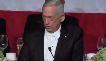 Former Defense Secretary James Mattis Roasts Trump For Calling Him 'The World's Most Overrated General'