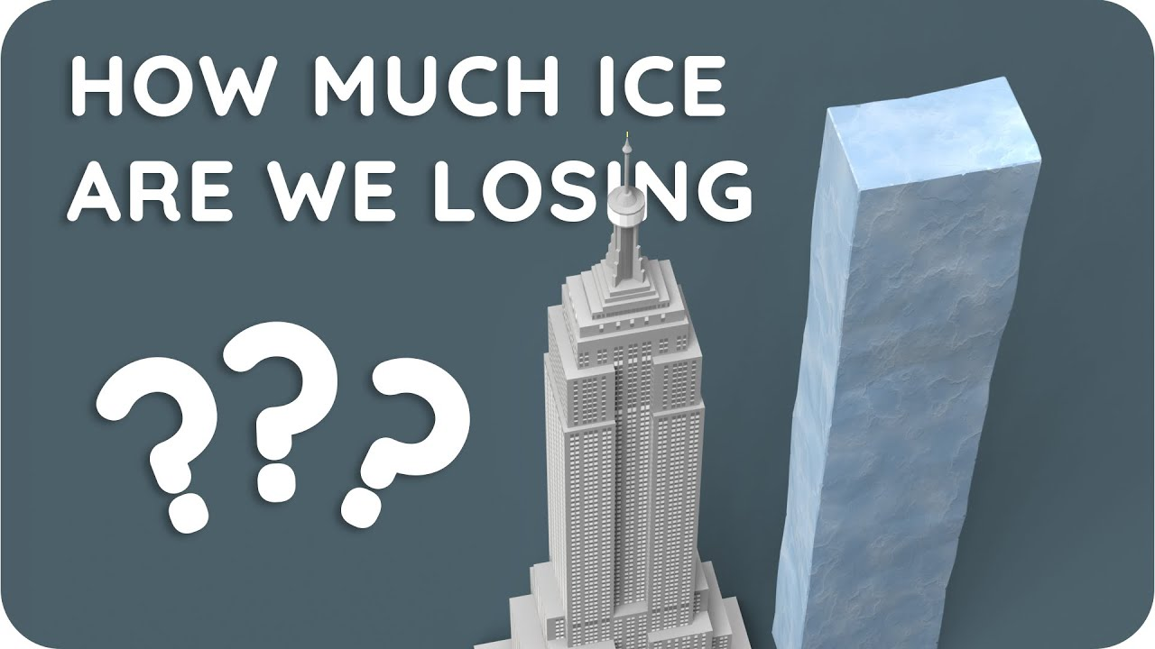 How Much Of The Polar Ice Caps We're Losing Due To Our Warming Planet