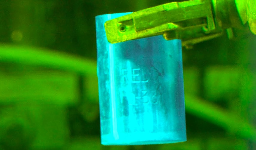 The Stunning Way That Plutonium Gets Made