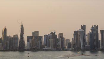 Facing Unbearable Heat, Qatar Has Begun To Air-Condition The Outdoors