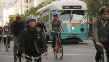 San Francisco's Busiest Street Is Going Car-Free