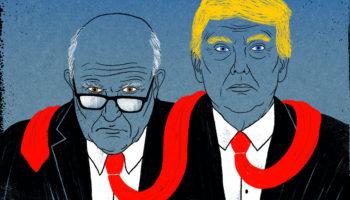 Donald And Rudy's Long, Strange Partnership