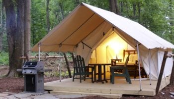 Glamping Is Most Popular Among Millennials And Gen Z