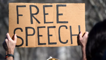 Is Using Bitcoin An Act Of Free Speech?