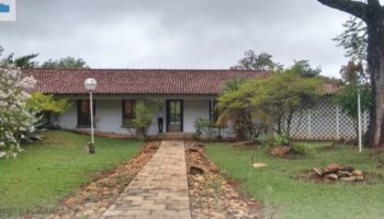 The Strange House That Revolutionary Modernist Architect Oscar Niemeyer Designed For Himself