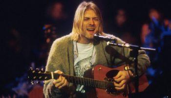 The Odyssey Of Kurt Cobain's $137,500 'Unplugged' Sweater