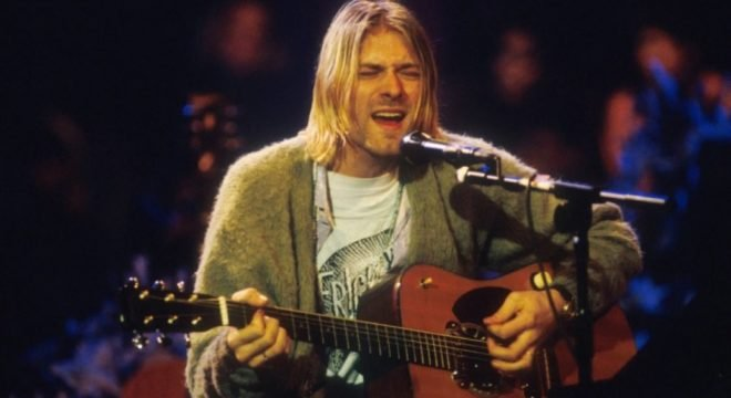 The Odyssey Of Kurt Cobain's $137,500 'Unplugged' Sweater