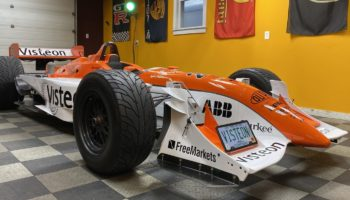 One Man's Quest To Make A Street-Legal Indycar