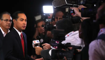 Julian Castro Says He'll End His Presidential Campaign If He Doesn't Raise $800,000 In The Next 10 Days