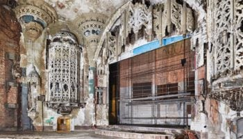 Photographing The Afterlives Of America's Movie Palaces