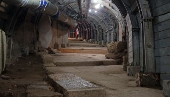 Road Built By Biblical Villain Uncovered In Jerusalem