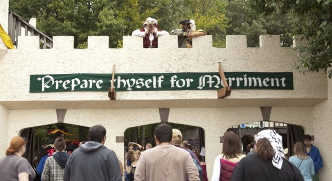 The Utopian Vision That Explains Renaissance Fairs