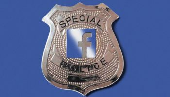 How Facebook Bought A Police Force
