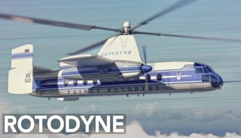 The Rotodyne Was Supposed To Revolutionize Travel — Why Did It Fail To Take Off?