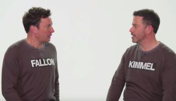 Jimmy Kimmel And Jimmy Fallon Are Here To Teach You How To Tell Them Apart