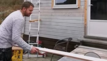 Construction Worker Pulls Off An Extraordinarily Gruesome Prank On His Buddy