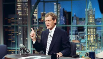 Ten Years Ago, I Called Out David Letterman. This Month, We Sat Down To Talk