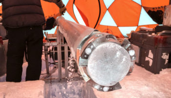 Our Oldest Ice Core Could Solve The Mystery Of 'Flipped' Ice Age Cycles