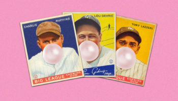 How Bad Is It To Eat Gum From A 30-Year-Old Pack Of Baseball Cards?