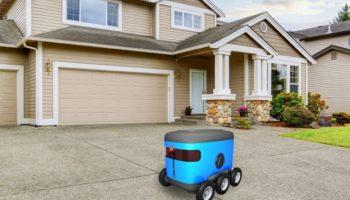 A New Navigation Technique Helps Robots Find The Front Door