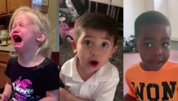 'I'm Going To Call The Police!': Watch Kids React Angrily To Jimmy Kimmel Halloween Candy Prank