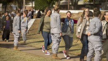 How More Than 50 Women Walked Out Of A Prison In Oklahoma