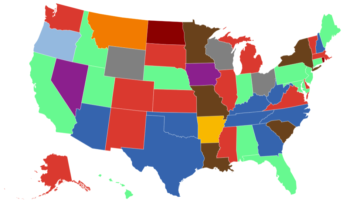 The Top-Selling Musician From Each State, Mapped